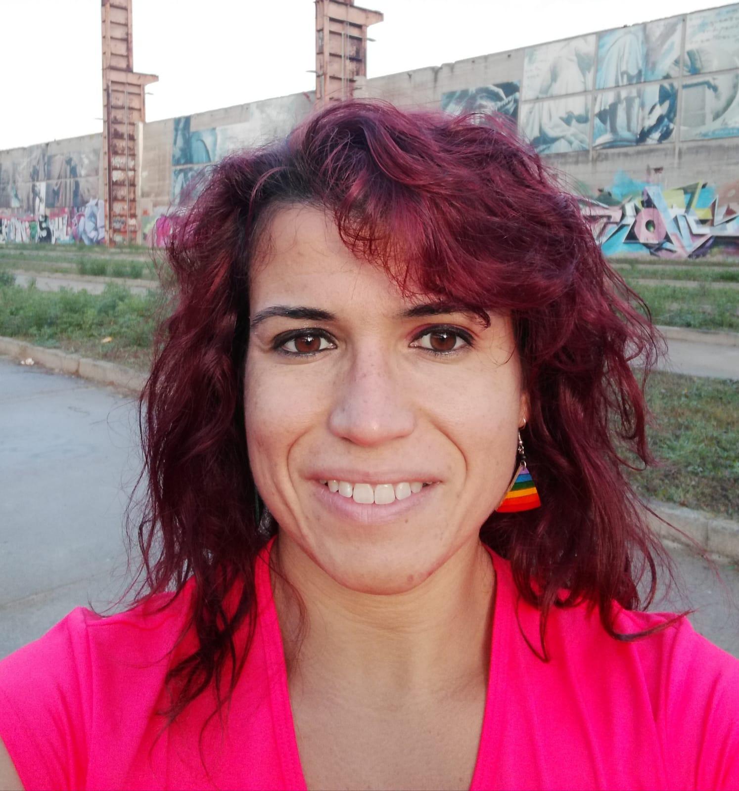 Fiorella Rubino Docente Danzamovimentoterapeuta